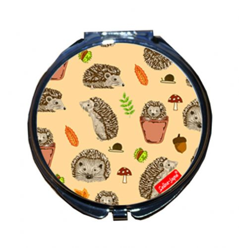 Selina-Jayne Hedgehogs Limited Edition Compact Mirror